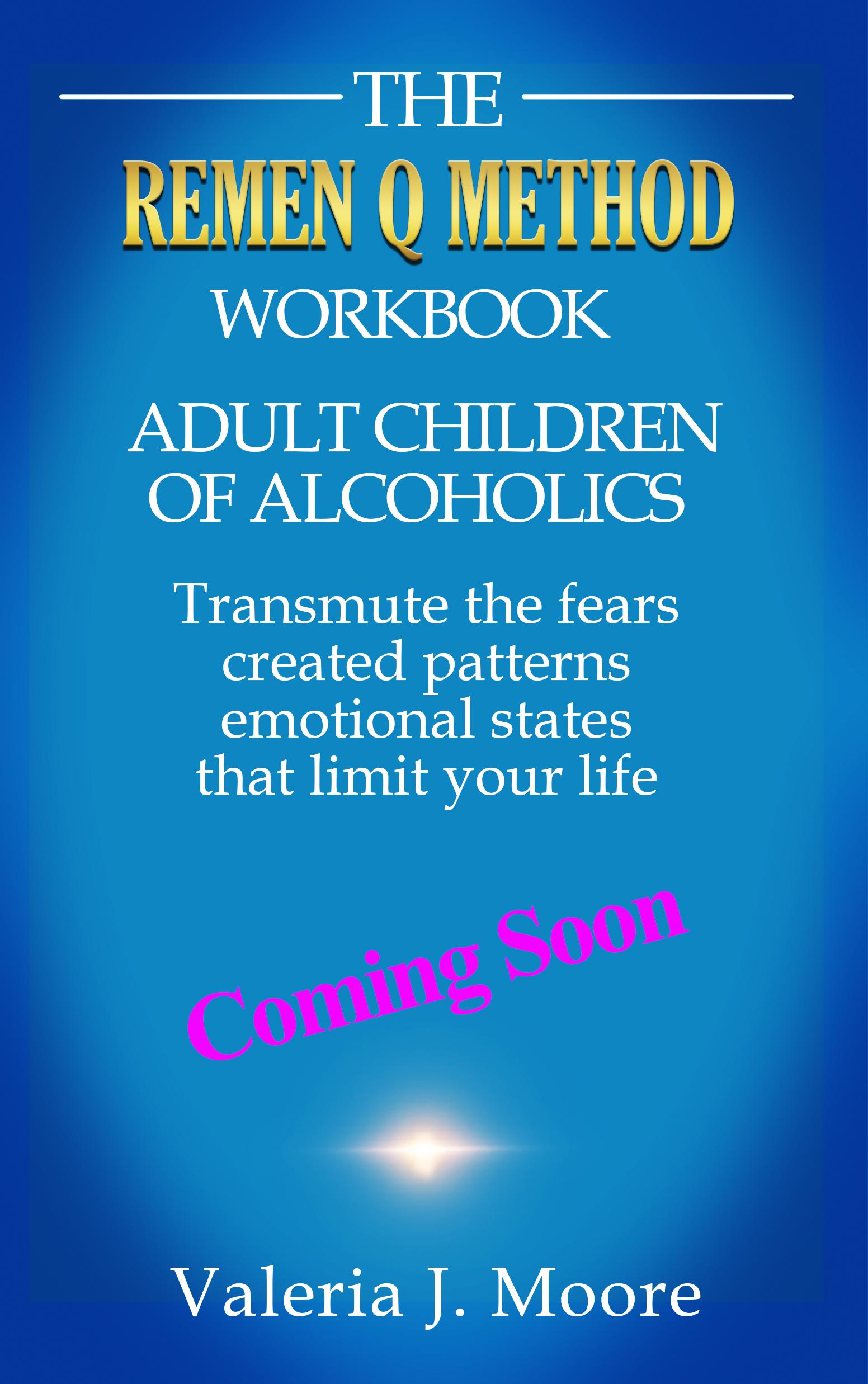 Remen Q book workbook template ACOA