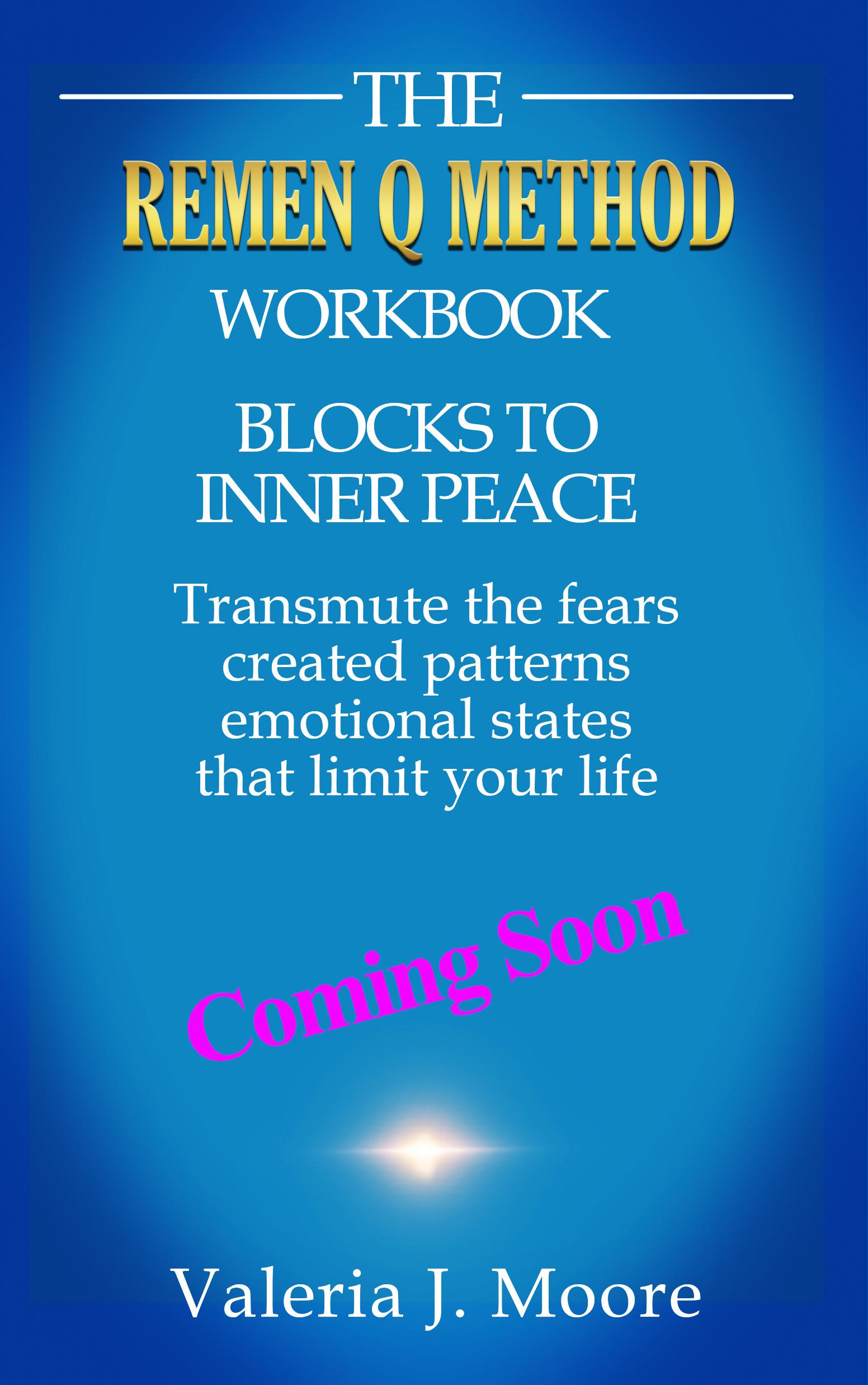 Remen Q book workbook template blocks to inner peace